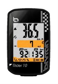 Fiets computer Rider 10